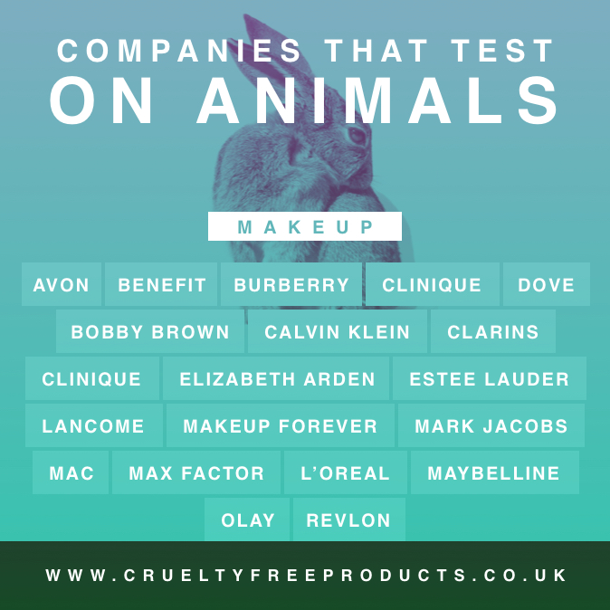 Companies-that-test-on-animals-uk-2018