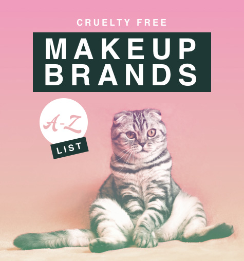 Cruelty Free Makeup Brands UK List 2018