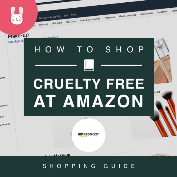How to shop cruelty free at Amazon